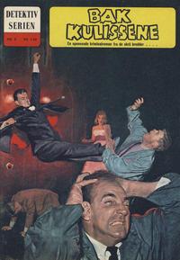 Cover Thumbnail for Detektivserien (Illustrerte Klassikere / Williams Forlag, 1962 series) #2