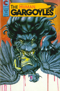 Cover Thumbnail for The Human Gargoyles (Malibu, 1988 series) #2