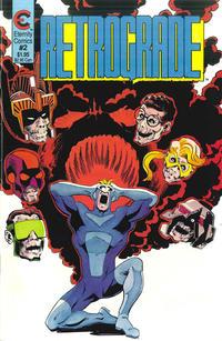 Cover Thumbnail for Retrograde (Malibu, 1988 series) #2