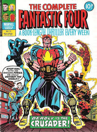Cover Thumbnail for The Complete Fantastic Four (Marvel UK, 1977 series) #31
