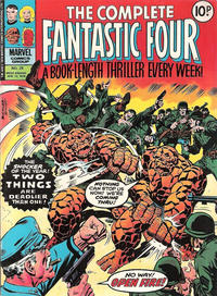 Cover Thumbnail for The Complete Fantastic Four (Marvel UK, 1977 series) #29