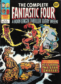 Cover Thumbnail for The Complete Fantastic Four (Marvel UK, 1977 series) #30