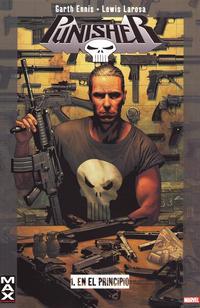 Cover Thumbnail for 100% MAX: Punisher (Panini España, 2005 series) #1