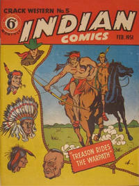 Cover Thumbnail for Crack Western (Magazine Management, 1950 series) #5
