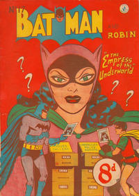 Cover Thumbnail for Batman (K. G. Murray, 1950 series) #17