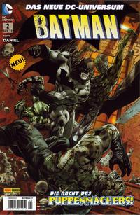 Cover Thumbnail for Batman (Panini Deutschland, 2012 series) #2 (67)
