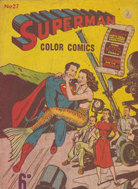 Cover Thumbnail for Superman (K. G. Murray, 1947 series) #27