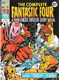 Cover Thumbnail for The Complete Fantastic Four (Marvel UK, 1977 series) #18