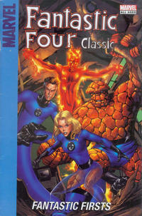Cover Thumbnail for Target Fantastic Four Classic: Fantastic Firsts (Marvel, 2006 series) #[nn]