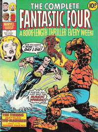 Cover Thumbnail for The Complete Fantastic Four (Marvel UK, 1977 series) #15