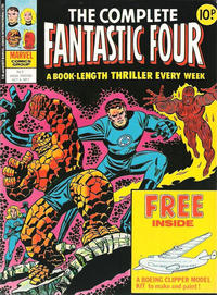Cover Thumbnail for The Complete Fantastic Four (Marvel UK, 1977 series) #2
