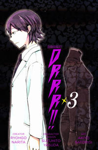 Cover Thumbnail for Durarara!! (Yen Press, 2012 series) #3