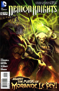 Cover Thumbnail for Demon Knights (DC, 2011 series) #12