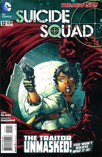Cover Thumbnail for Suicide Squad (DC, 2011 series) #12
