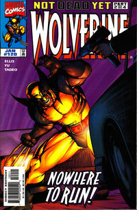 Cover Thumbnail for Wolverine (Marvel, 1988 series) #120 [Direct Edition]