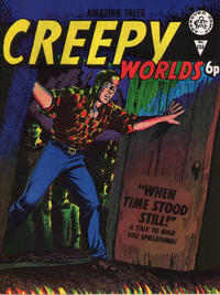 Cover Thumbnail for Creepy Worlds (Alan Class, 1962 series) #135