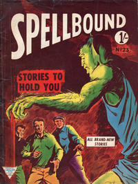 Cover Thumbnail for Spellbound (L. Miller & Son, 1960 ? series) #23