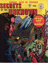 Cover Thumbnail for Secrets of the Unknown (Alan Class, 1962 series) #147