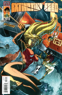 Cover Thumbnail for Extinction Seed (GG Studio, 2011 series) #3