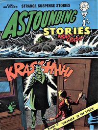 Cover Thumbnail for Astounding Stories (Alan Class, 1966 series) #6