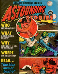 Cover Thumbnail for Astounding Stories (Alan Class, 1966 series) #164