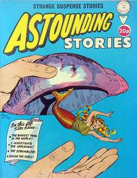 Cover Thumbnail for Astounding Stories (Alan Class, 1966 series) #149