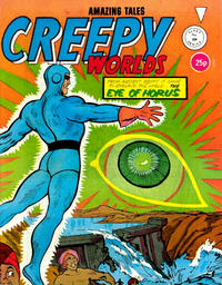 Cover Thumbnail for Creepy Worlds (Alan Class, 1962 series) #204