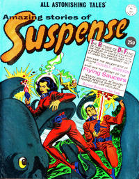 Cover Thumbnail for Amazing Stories of Suspense (Alan Class, 1963 series) #207