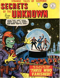 Cover Thumbnail for Secrets of the Unknown (Alan Class, 1962 series) #200