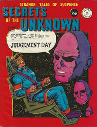 Cover Thumbnail for Secrets of the Unknown (Alan Class, 1962 series) #221