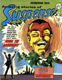 Cover Thumbnail for Amazing Stories of Suspense (Alan Class, 1963 series) #109