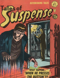 Cover Thumbnail for Amazing Stories of Suspense (Alan Class, 1963 series) #167