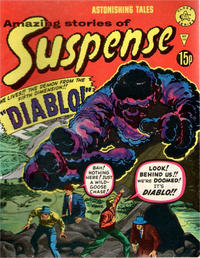 Cover Thumbnail for Amazing Stories of Suspense (Alan Class, 1963 series) #168
