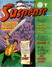 Cover Thumbnail for Amazing Stories of Suspense (Alan Class, 1963 series) #203