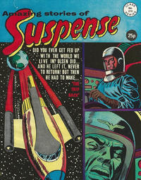 Cover Thumbnail for Amazing Stories of Suspense (Alan Class, 1963 series) #213