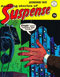 Cover Thumbnail for Amazing Stories of Suspense (Alan Class, 1963 series) #215