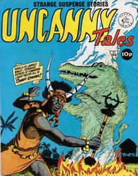 Cover Thumbnail for Uncanny Tales (Alan Class, 1963 series) #105