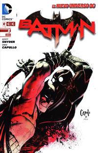 Cover Thumbnail for Batman (ECC Ediciones, 2012 series) #4