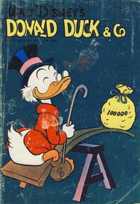 Cover Thumbnail for Donald Duck & Co (Hjemmet / Egmont, 1948 series) #10/1961