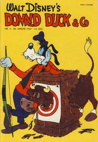 Cover Thumbnail for Donald Duck & Co (Hjemmet / Egmont, 1948 series) #4/1961