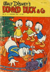 Cover Thumbnail for Donald Duck & Co (Hjemmet / Egmont, 1948 series) #52/1960