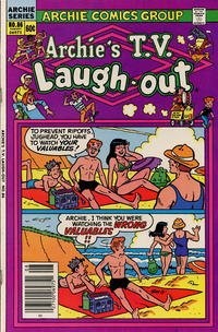 Cover Thumbnail for Archie's TV Laugh-Out (Archie, 1969 series) #86