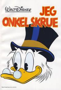 Cover Thumbnail for Bilag til Donald Duck & Co (Hjemmet / Egmont, 1997 series) #30/2012