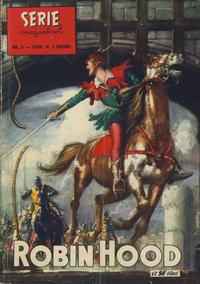Cover Thumbnail for Seriemagasinet (Serieforlaget / Se-Bladene / Stabenfeldt, 1951 series) #5/1960