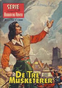 Cover Thumbnail for Seriemagasinet (Serieforlaget / Se-Bladene / Stabenfeldt, 1951 series) #2/1960
