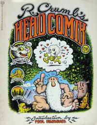 Cover Thumbnail for R. Crumb's Head Comix (Ballantine Books, 1970 series)