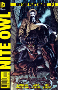 Cover Thumbnail for Before Watchmen: Nite Owl (DC, 2012 series) #2