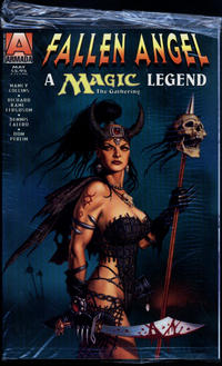 Cover Thumbnail for Legend of the Fallen Angel on the World of Magic: The Gathering (Acclaim / Valiant, 1996 series)