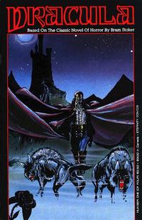 Cover Thumbnail for Dracula (Malibu, 1989 series) #1