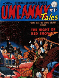 Cover Thumbnail for Uncanny Tales (Alan Class, 1963 series) #47